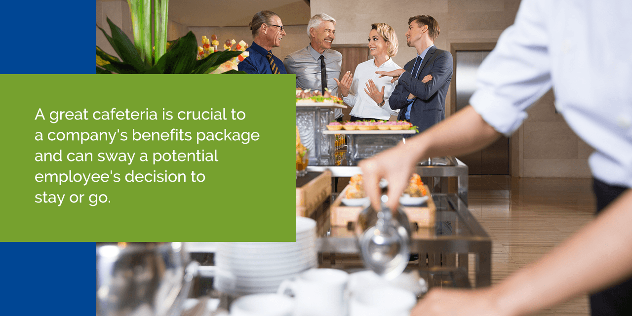 How Dining Services Can Positively Impact Recruitment Efforts