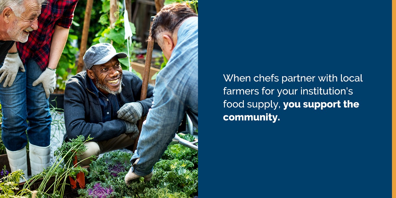 local produce benefits